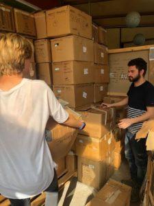 NGO distribution7