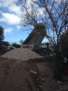 laying gravel1