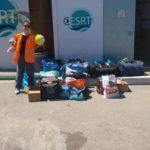 Clothes distrib